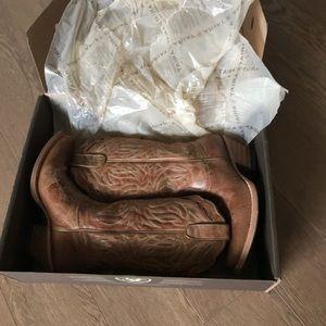 Ariat Bristol cowgirl boots